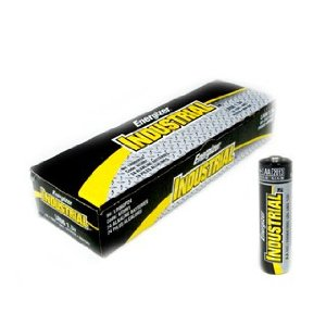 Energizer Industrial Alkaline AA 24 Pack + FREE SHIPPING!