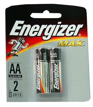 Energizer Max AA - 2...