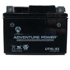 YTX4L-BS 12 Volt 3 Amp Hrs Sealed AGM Power Sport Battery