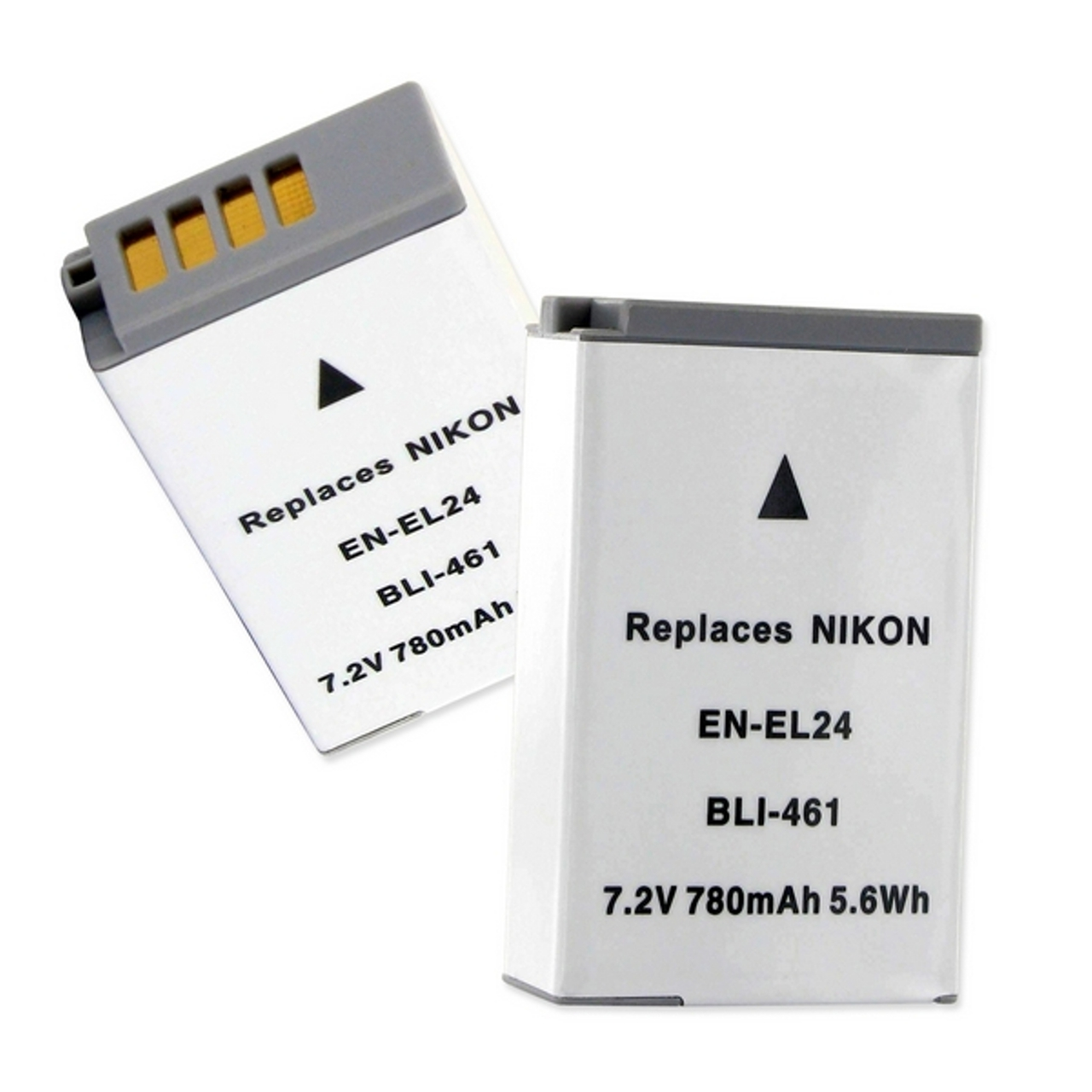 NIKON EN-EL24 7.2V 780MAH LI-ION REPLACEMENT BATTERY + FREE SHIPPING