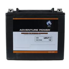 65989-97B / YTX20HL-BS 12 Volt 18 Amp Hrs Sealed AGM / V-Twin Heavy Duty Power Sport Battery