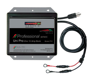 12 Volt 15 AMP  Professional Series Charger