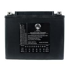 66010-82B / YTX24HL 12 Volt 22 Amp Hrs Sealed AGM / V-Twin Heavy Duty Power Sport Battery