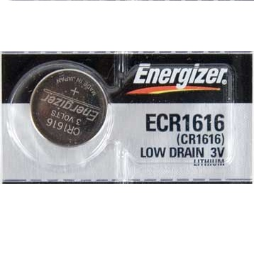 Energizer CR1616 3V Lithium Coin Battery