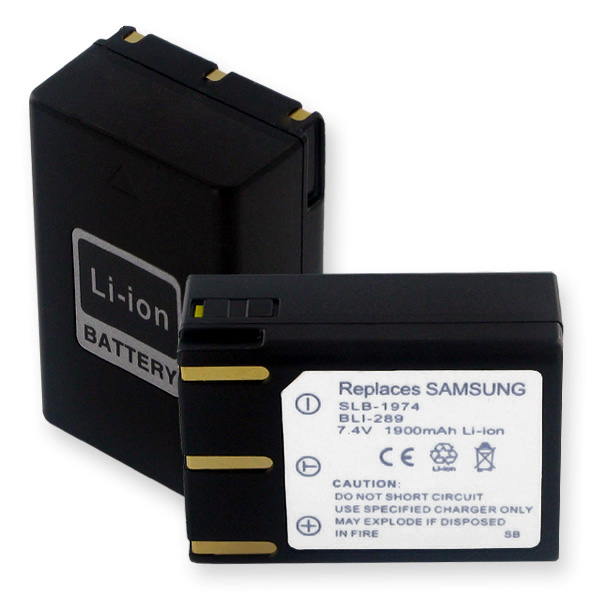 SAMSUNG SLB-1974 LI-ION 1.9Ah Cellular Battery