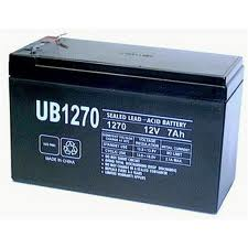 UB1270 12 Volt 7 AMP...
