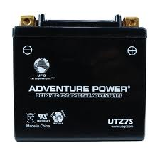 YTZ7S 12 Volt 6 Amp Hrs Dry Charge AGM Power Sport Battery