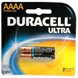 Duracell Ultra MX2500 AAAA 1.5V Alkaline Battery