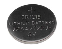 BBW CR1216 3V Lithium Coin Battery