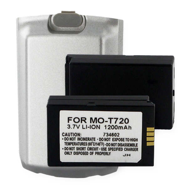 MOTOROLA T720 LI-ION 1.2Ah And SLV Cellular Battery