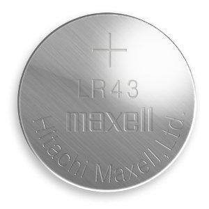 Maxell LR43 - 186 Alkaline...
