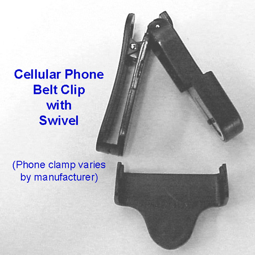 MOTOROLA V120 BELT CLIP Cellular Battery Belt Clip
