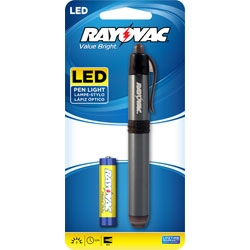 Rayovac Value Bright LED Pen Light - Pack Of 2 + FREE SHIPPING!