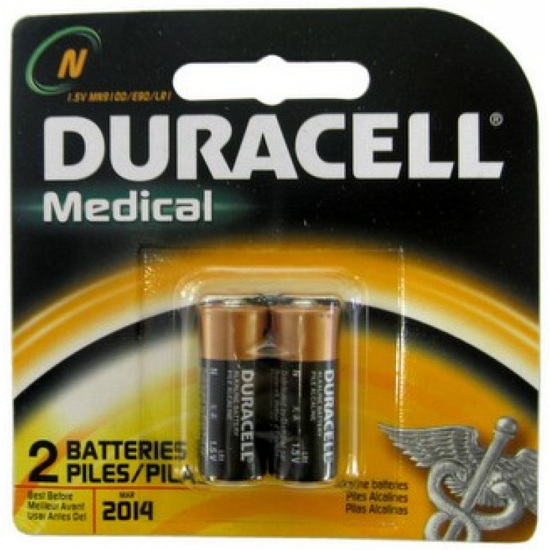 Duracell E90 N Size 1.5V LR1 - 6 Pack + FREE SHIPPING!