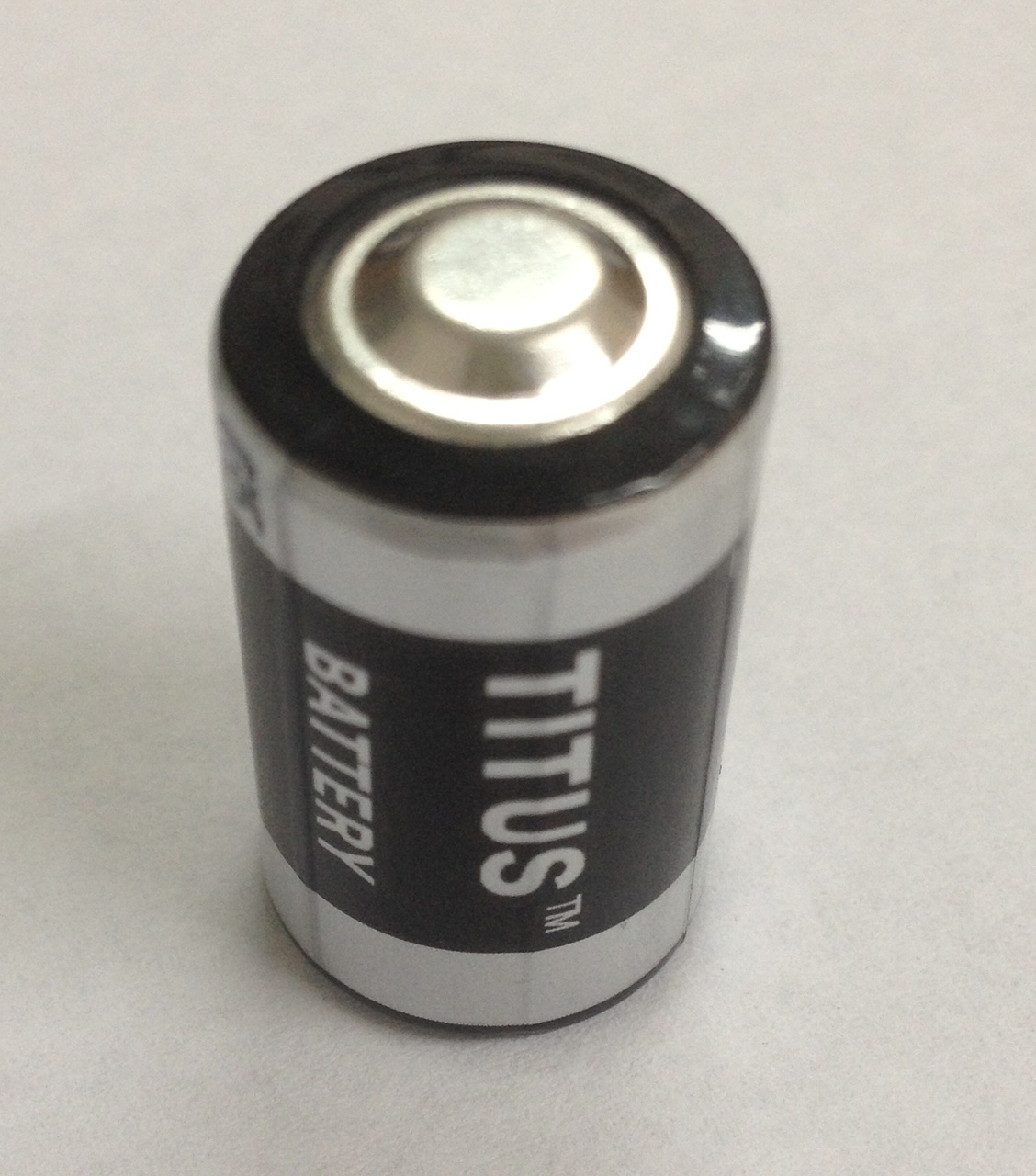 Titus 1/2 AA Size 3.6V ER14250MT High Energy Lithium Battery With Solder Tabs - 1 Pack + Free Shipping!
