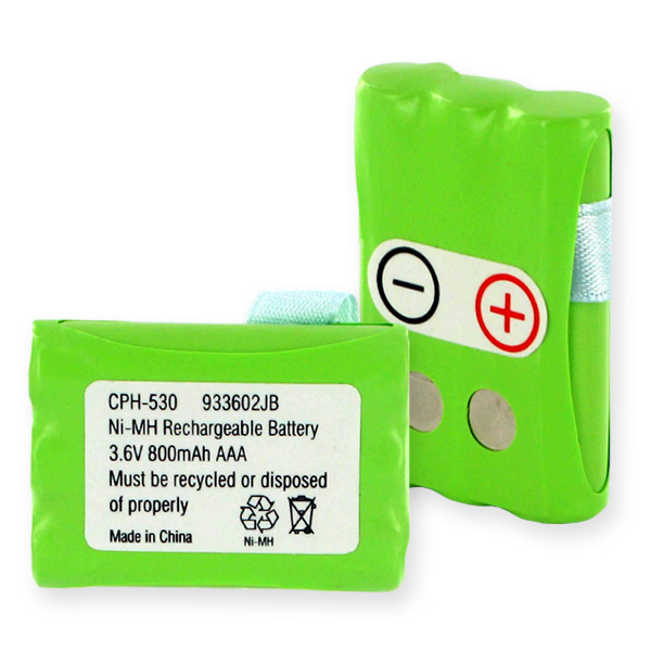 CLARITY C4220/4230 NiMH 800mAh CORDLESS BATTERY + FREE SHIPPING