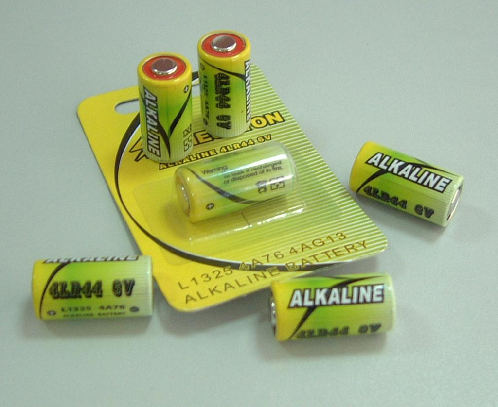 Training Collar Batteries And Dog Shock 6V Alkaline Battery 4LR44  PX28A  A544 - 25 Pack
