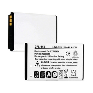 UNIDEN 1000060 EXP1240H 3.7V 1050mAh LI-ION BATTERY + FREE SHIPPING