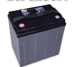 FullRiver 8 Volt 160 Amp Deep Cycle Agm Battery