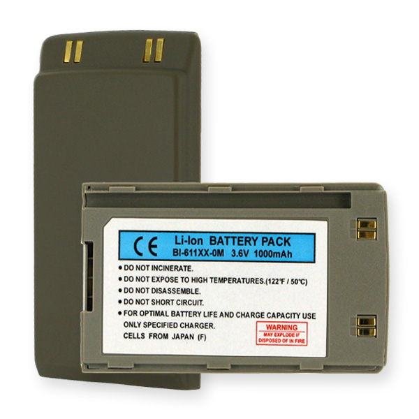 SAMSNG SCH-6100 LI-ION 1000mAh Cellular Battery