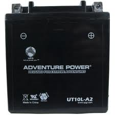 YB10L-A2 12 Volt 11 Amp Hrs Conventional Power Sport Battery