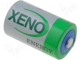 Xeno 1/2 AA Size 3.6V Lithium Battery XL-050F 4 Pack + FREE SHIPPING!