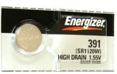 Energizer 381/391 - SR1120SW Silver Oxide Button Battery 1.55V