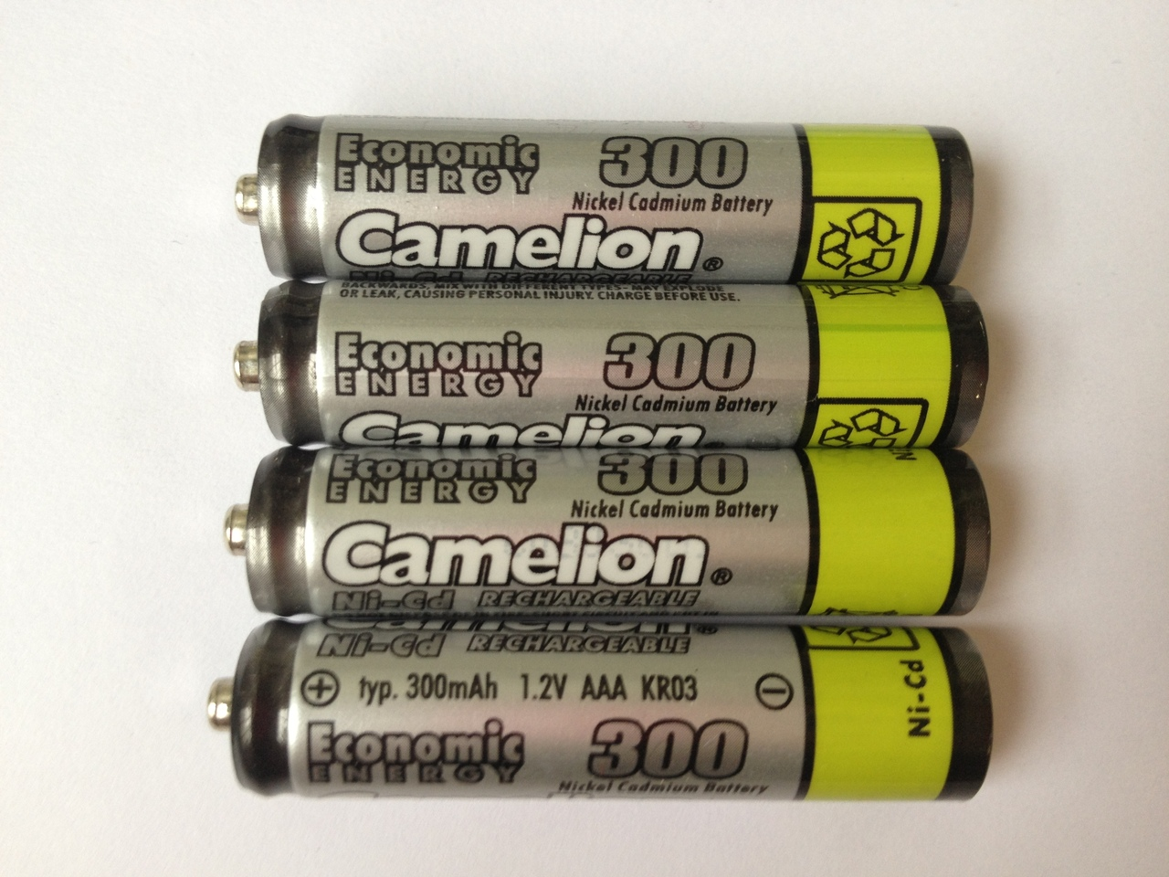 Camelion AAA Rechargeable...