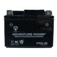 YB4L-B 12 Volt 3 Amp Hrs Dry Charge AGM Power Sport Battery