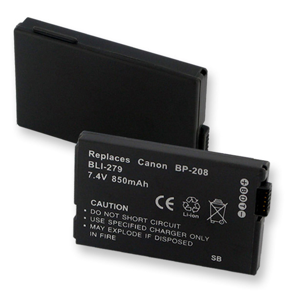 CANON BP-208 LI-ION 850mAh Cellular Battery
