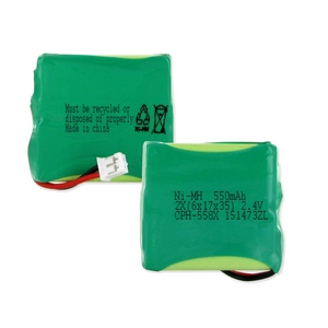 ATT BT185742/BT285742 2.4V 600mAh NIMH BATTERY + FREE SHIPPING