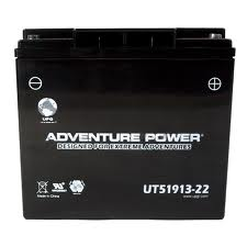 PC680 12 Volt 22 Amp Hrs Sealed AGM Power Sport Battery