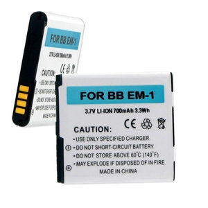BLACKBERRY E-M1 3.7V 1000mAh LI-ION BATTERY + FREE SHIPPING