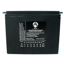 66007-84 / YHD-12 12 Volt 28 Amp Hrs Sealed AGM / V-Twin Heavy Duty Power Sport Battery