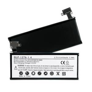 APPLE IPHONE 4S 616-0579 3.7V 1432mAh LI-POL BATTERY + FREE SHIPPING