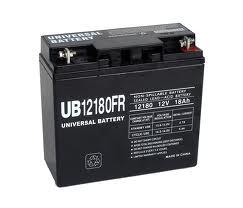 UB12180FR 12 Volt 18...